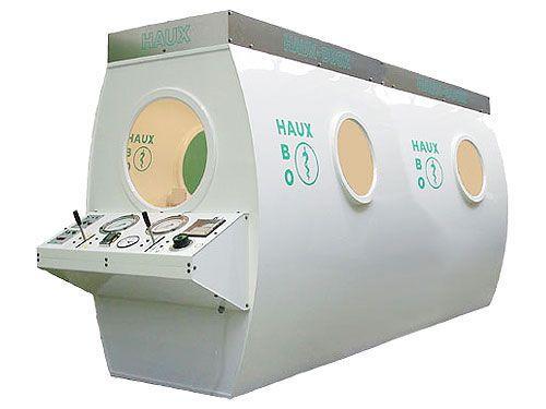 Haux-DUOX camera hiperbara multiloc